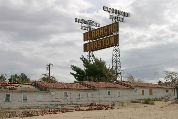 EL Rancho.