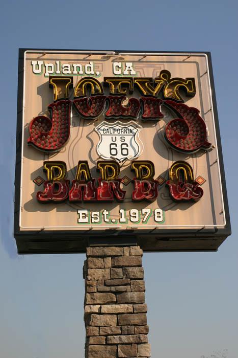 Joeys Bar B.Q.