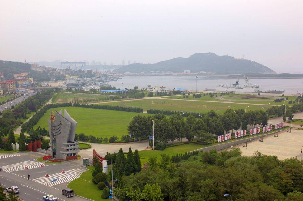 Lushun Naval Base