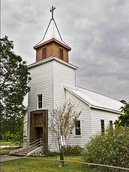 St Josephs, near Plantersville, TX.