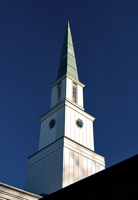 Tall steeple 2, Lake Forest, IL