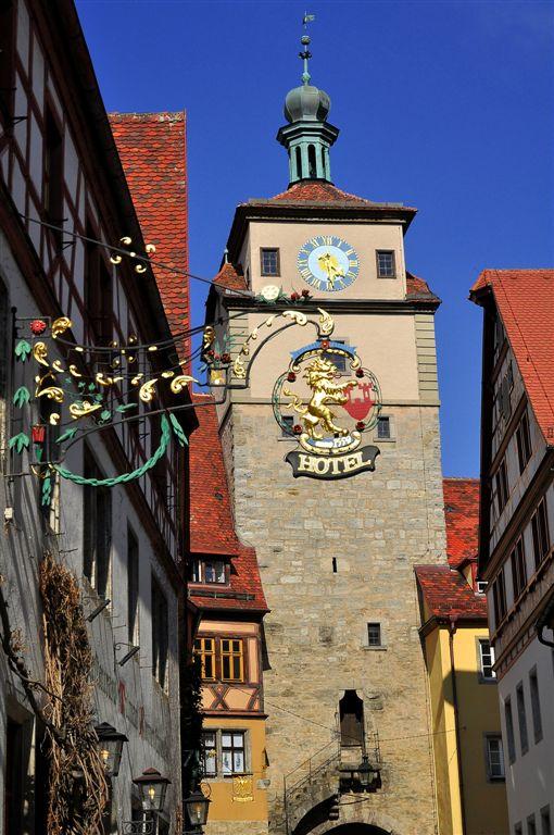 Rothenburgs Beauty, Bavaria