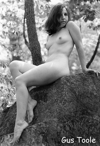 My goddess on her pedestal