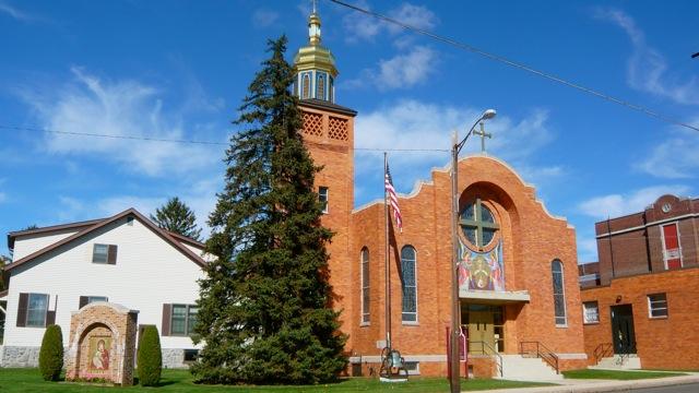 Saint Michaels Catholic Church - Frackville, PA