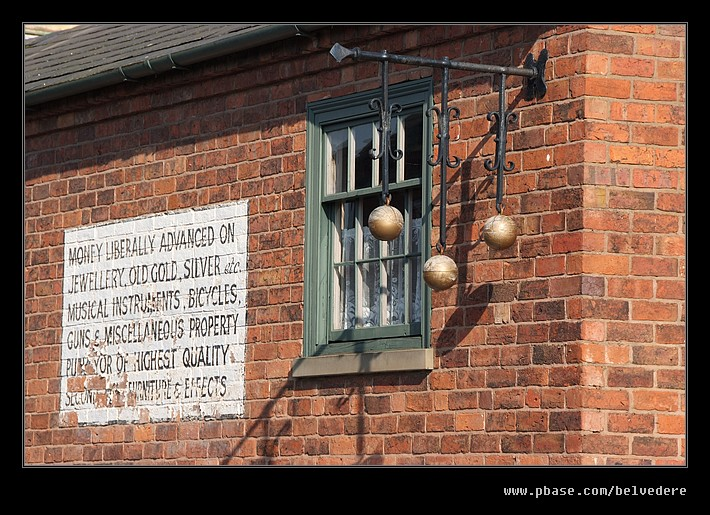 Pawnbrokers #3, Black Country Museum