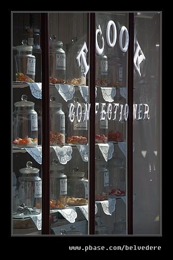 Sweet Store Window, Black Country Museum