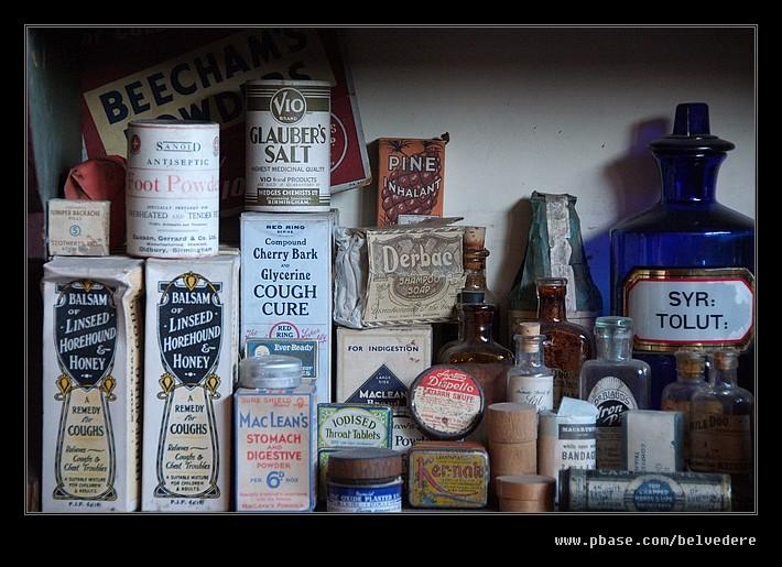 Emile Doos Chemist #9, Black Country Museum