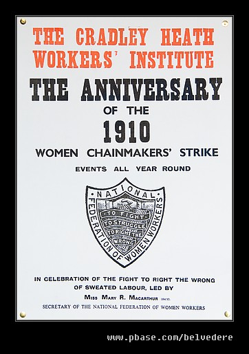 Workers Institute #4, Black Country Museum