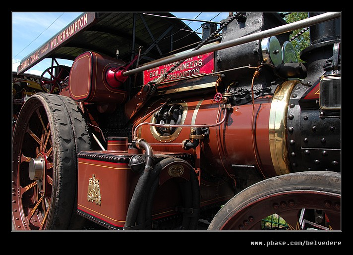 2012 Festival of Steam #02, Black Country Museum