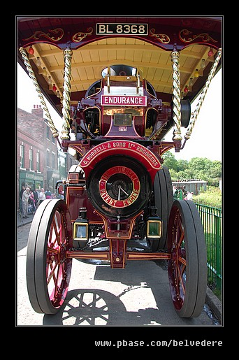 2012 Festival of Steam #03, Black Country Museum