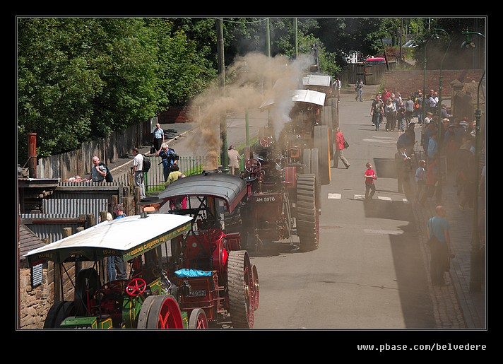 2012 Festival of Steam #08, Black Country Museum
