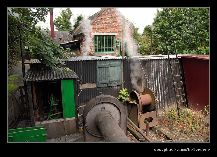 Racecourse Colliery #10, Black Country Museum