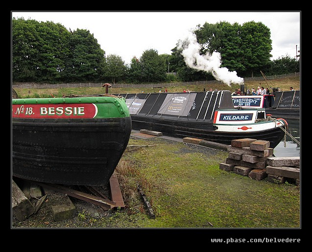 Bessie, Kildare & President, Black Country Museum