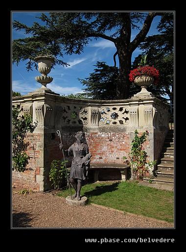 Statue, Charlecote Park