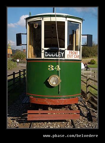 Tram Car, Black Country Museum