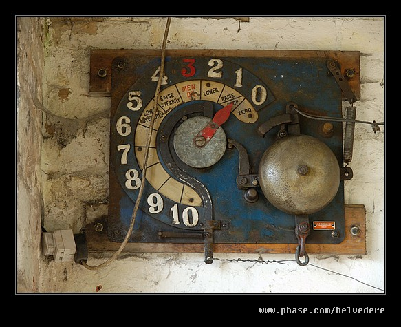 Colliery Indicator, Black Country Museum