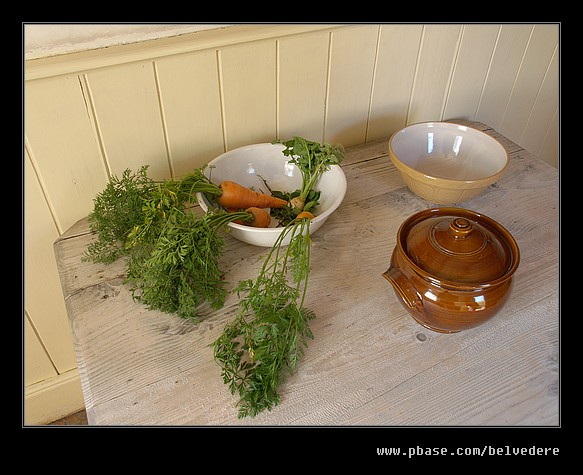 Home Grown Vegetables, Black Country Museum
