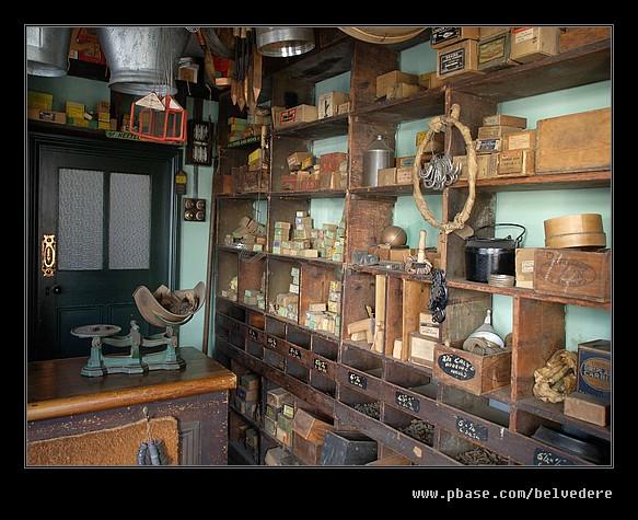 Ironmongers Store, Black Country Museum