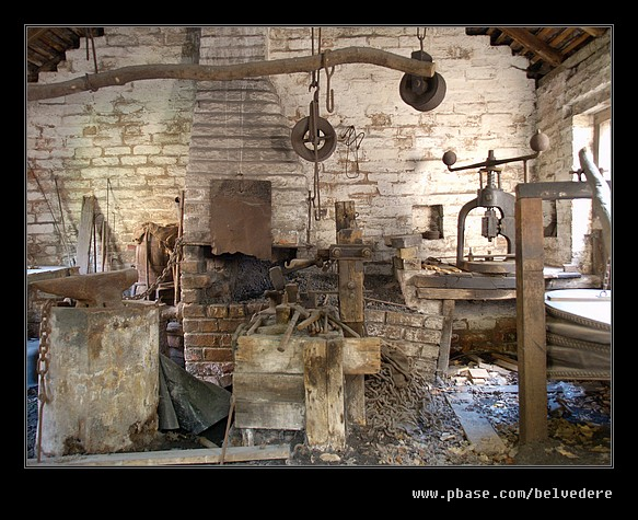 Chainmakers Forge, Black Country Museum
