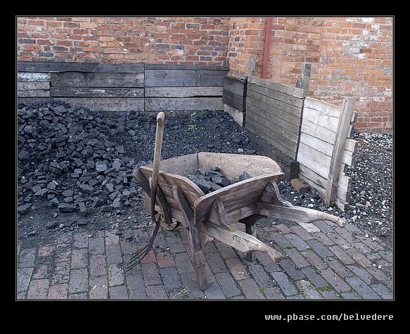 Coal Merchants Yard, Black Country Museum