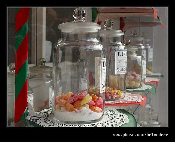 Sweet Store Display, Black Country Museum