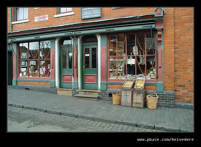 General Store, Black Country Museum
