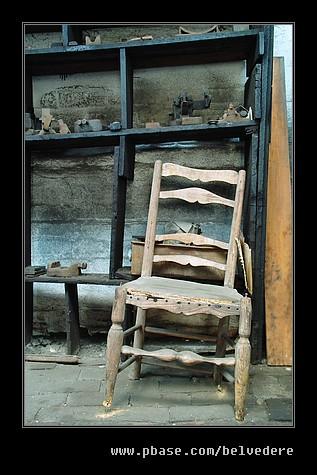 Drunken Chair, Black Country Museum