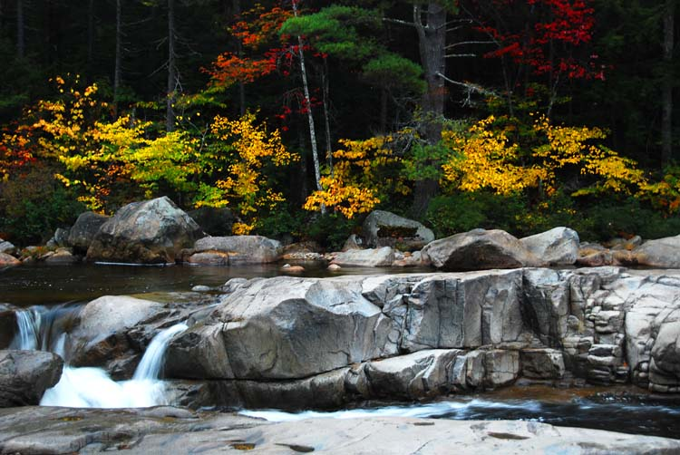 White Mountains, <br>New Hampshire