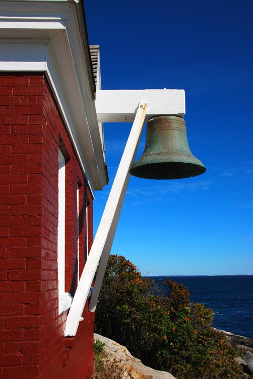 Pemequid Lighthouse Bell
