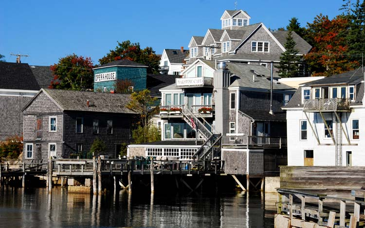 Maine is Certainly Easy on the Eyes!