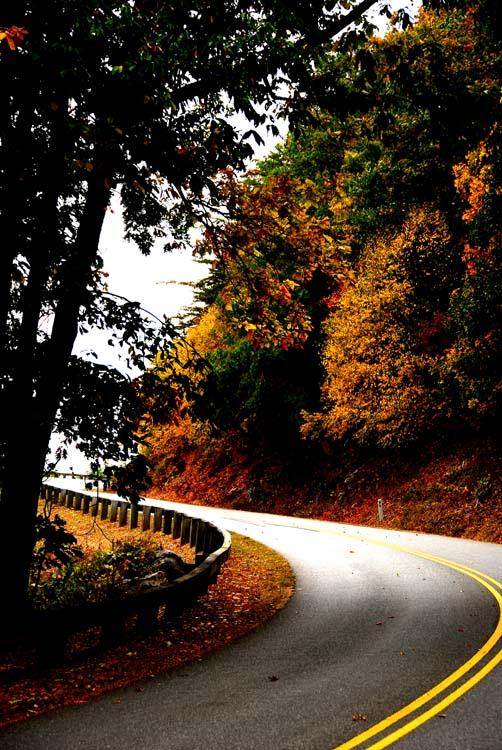 North Carolinas Blue Ridge Parkway