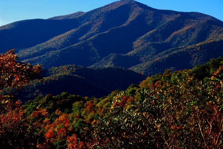Scenic North Carolina Mountains
