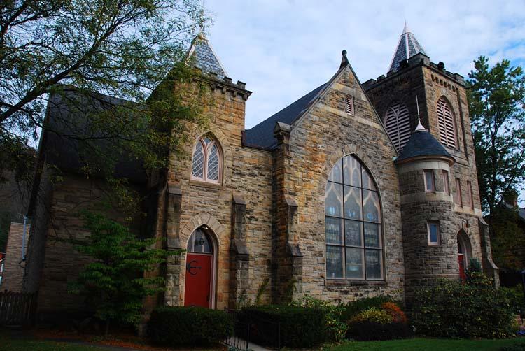 Wellsboro Church