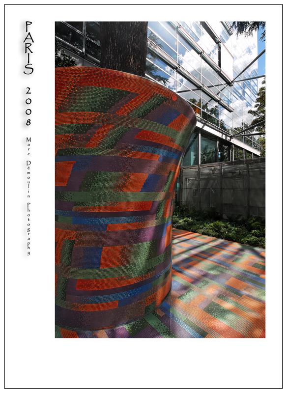 Cesar sculpture exhibition fondation Cartier 2