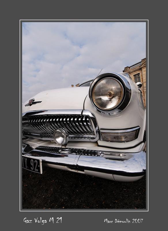 GAZ Volga M21 Vincennes - France