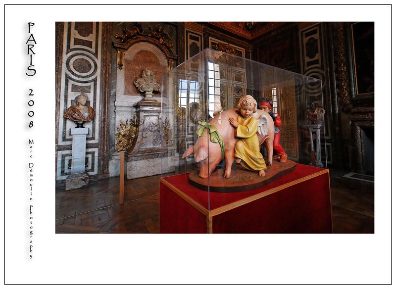 Jeff Koons in Versailles 8