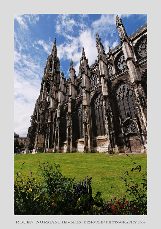 Normandy, Rouen 1