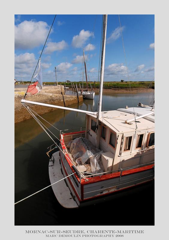 Charente-Maritime, Mornac-sur-Seudre 1