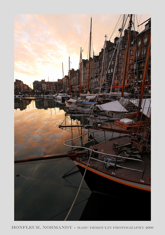 Normandy, Honfleur 2