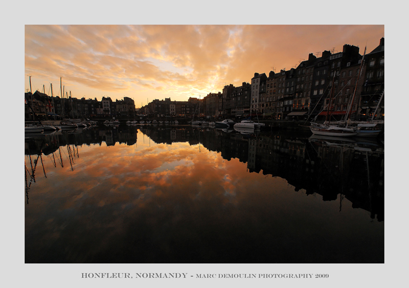 Normandy, Honfleur 3
