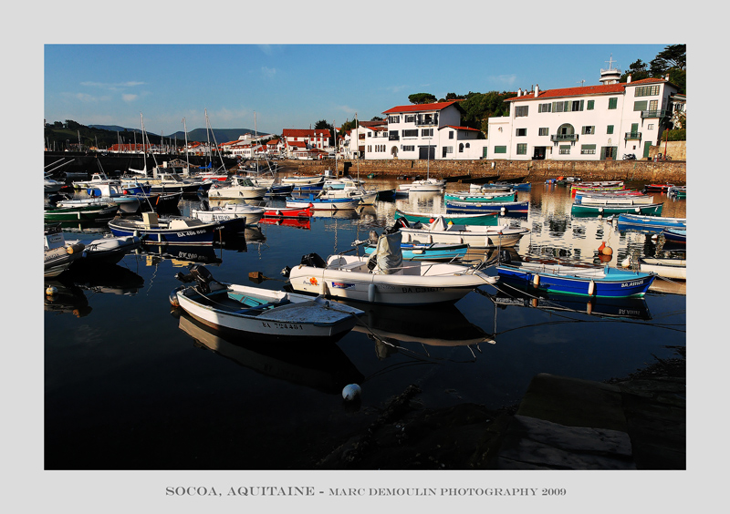 Aquitaine, Socoa 1