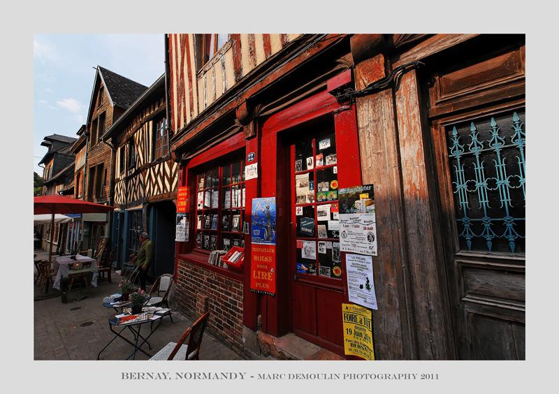 Normandy, Bernay 3