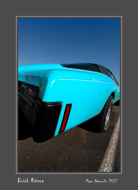 BUICK Riviera Poitiers - France