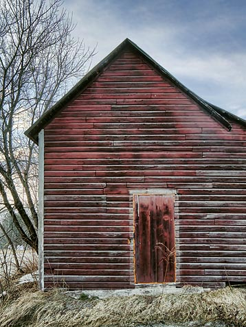Old Barn 08061-2
