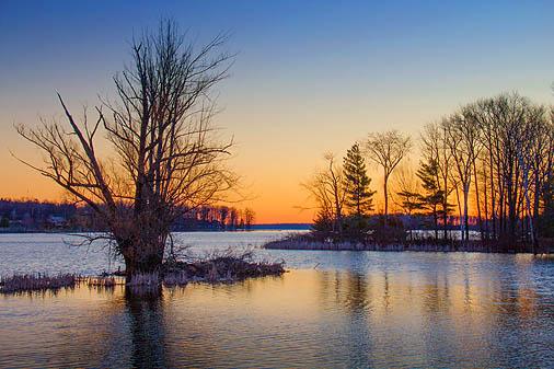 The Narrows At Sunrise 22921