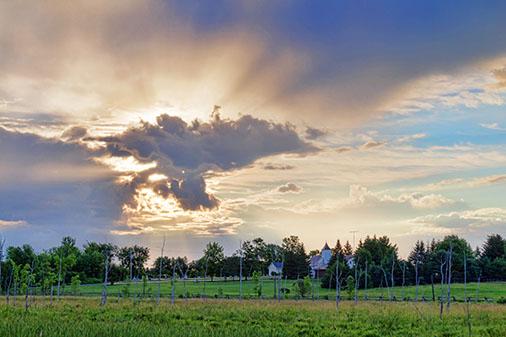 Sunray Clouds 24690-1