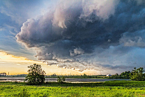 Incoming Storm 20120723