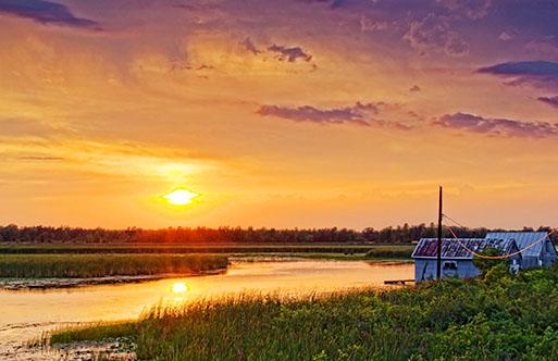 Swale Sunset 25297-9