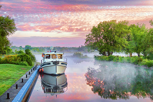 Boat At Edmonds 25989