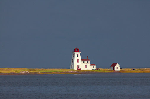 PEI Lighthouse 20120909